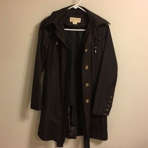 Michael Kors rain coat - worn once!